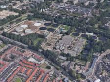 Opnieuw klachten over stank rioolwaterzuivering Overvecht