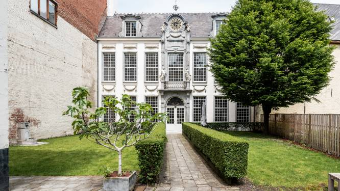 Pand op Paardenmarkt en de Hofkamer zijn mooiste monumenten van Antwerpen