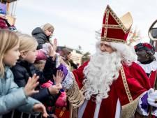Sint neemt glutenvrije piet mee naar Borne