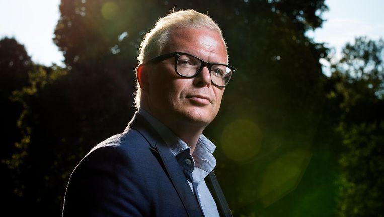 Jan Roos. Beeld anp