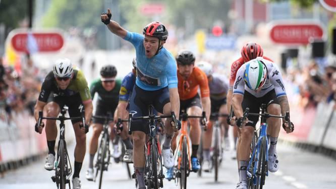 Hayter verovert leiderstrui terug in Ronde van Groot-Brittannië