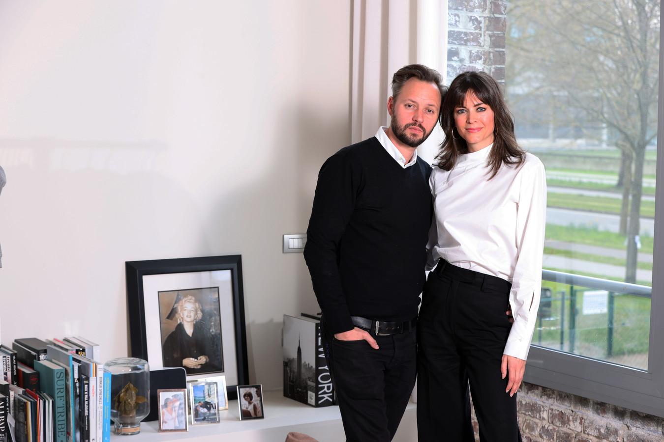 Bram en Astrid Coppens vertellen in Dag Allemaal over hun gezinsgeluk in België en de kinderkledinglijn Billy-Ray.