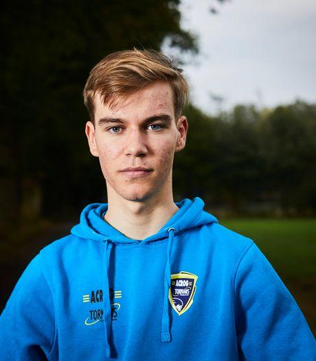 Ruurlose wielrenner Joris Reinderink vergezelt broer Pepijn bij opleidingsploeg DSM