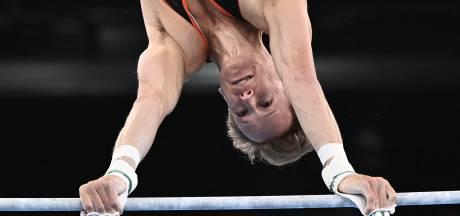 Epke Zonderland loopt finale mis na veel aftrek, Deurloo redt het wel
