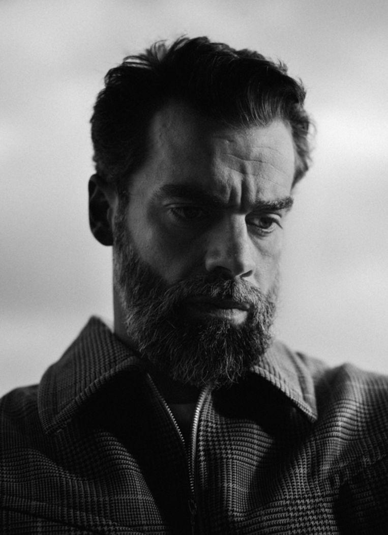 Nicolas Karakatsanis: ' Als je op een bepaald moment vrede gaat nemen met middelmatige films, raak je verbrand. Dan lig je eruit voordat je het weet.' Beeld RV Leonardo Van Dijl