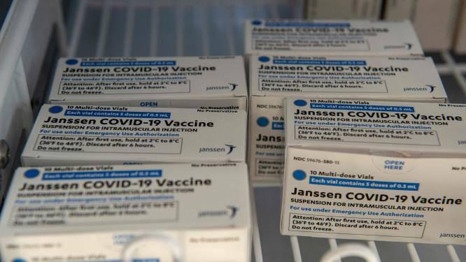 """LIVE. """"Zeldzame bijwerking AstraZeneca heeft absoluut niets te maken met klassieke trombose"""" - Taskforce Vaccinatie maakt nieuwe leverschema bekend"""
