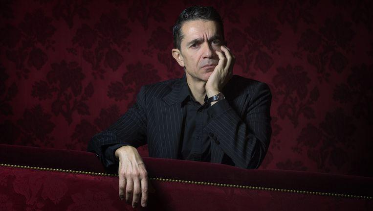 Romeo Castellucci zal in deSingel noodgedwongen slechts twee van de drie delen brengen van zijn twintig jaar oude voorstelling Orestea. Beeld © AFP
