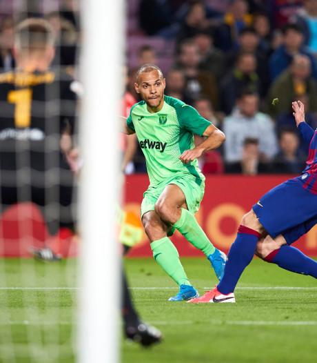 'FC Barcelona maakt werk van komst Braithwaite'