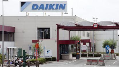 Sociale onvrede bij personeel Daikin Europe in Oostende