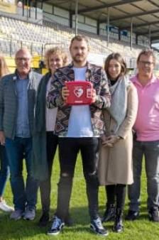 'Levensreddende' actie met AED Jeroen Zoet blijkt misverstand