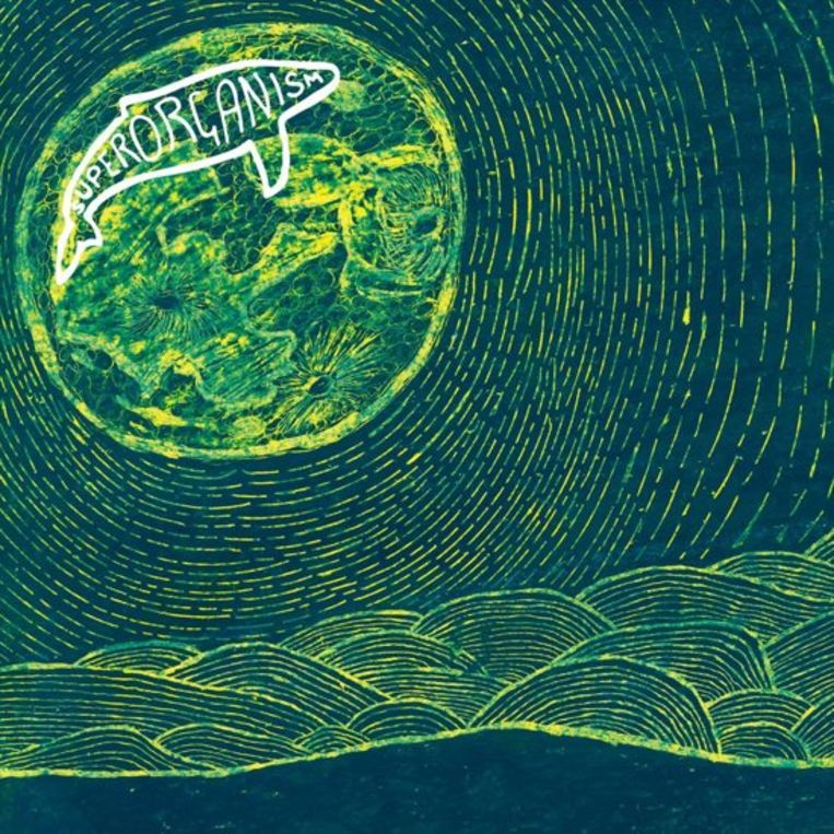 Superorganism - Superorganism is vandaag verschenen bij Domino Records Beeld rv
