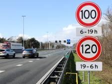 Verkeer houdt zich netjes aan nieuwe limiet van 100 km/u op snelwegen