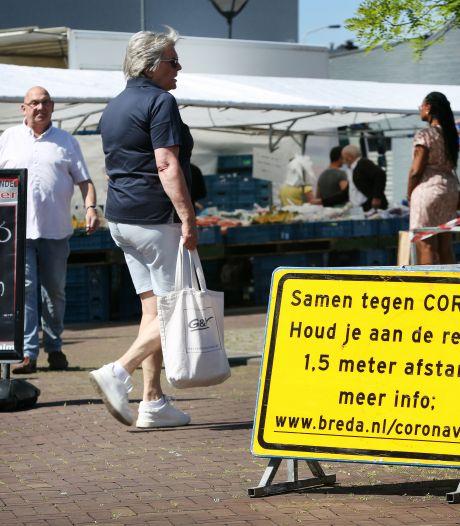 Lof voor corona-aanpak Breda: 'Andere steden kijken daar met bewondering naar'