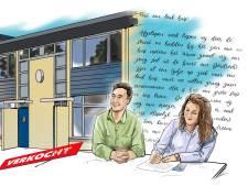 Hoe kopers het verschil maken in de gekte op de huizenmarkt: 'Door de brief gunden ze het aan ons'
