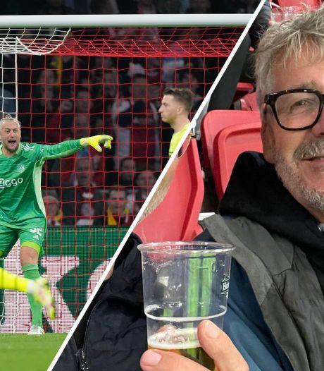 Trots en blijdschap bij Twentse Ajacieden na 4-0 tegen Dortmund: 'Unieke wedstrijd'