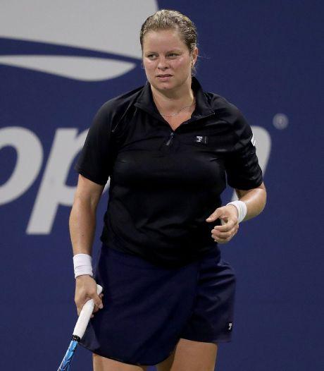 Kim Clijsters ne disputera pas l'Open d'Australie