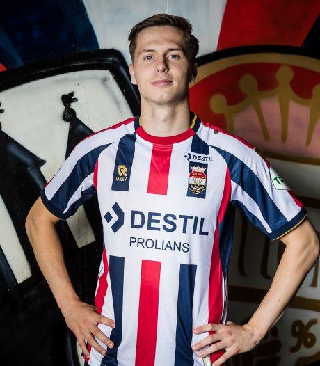 Willem II-parel Ringo Meerveld, rasvoetballer met lef: 'Soms doe ik gekke dingen'