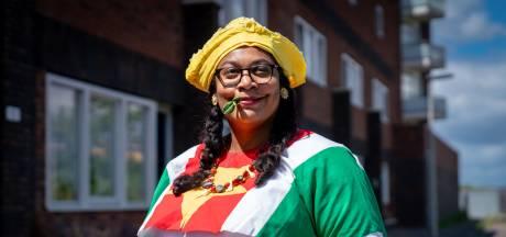 Barbara is blij dat Arnhem als eerste in Gelderland Keti Koti groots herdenkt: 'Sporen slavernij zijn ook hier'
