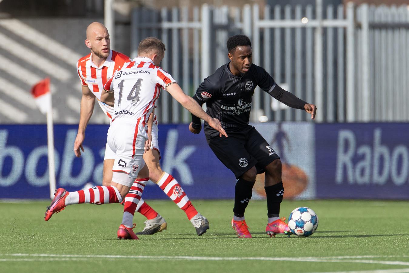 TOP Oss - Almere City FC