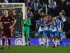 Kijk hier terug hoe Barça tegen eerste verlies in 30 duels oploopt