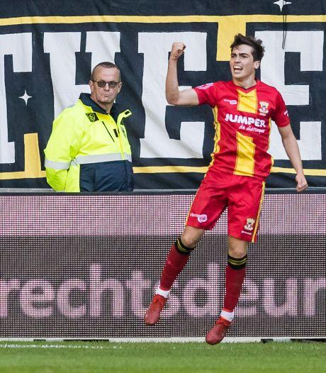 Go Ahead Eagles stunt bij Vitesse na sensationele slotfase