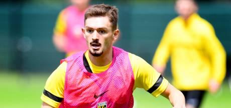 Toni Domgjoni: Het Zwitserlevengevoel bij Vitesse