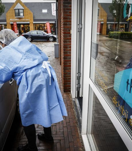 Plus de 10.000 tests positifs en une journée aux Pays-Bas, un record