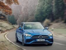 Mercedes C-klasse wordt ruimer en slimmer