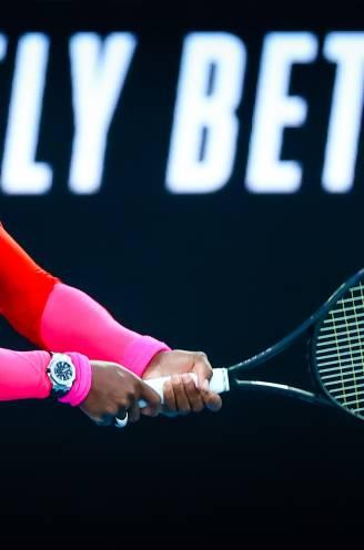 Serena Williams, fitter dan ooit en voor de 40ste keer in de halve finale van een Grand Slam