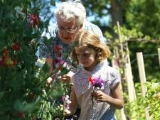 De Wellen viert alsnog de opening van eigen proeftuin met peren, frambozen en eetbare bloemen