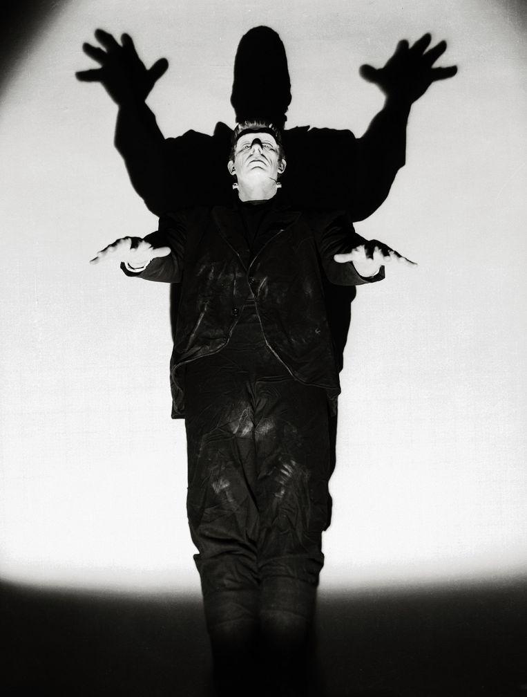 Bela Lugosi als Frankenstein. Binnenkort kruipt Javier Bardem in de huid van het monster. Beeld © The Hollywood Archive