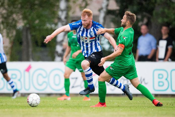 Wedstrijdfoto FC Eindhoven - Lommel.