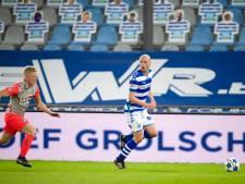 Melvin Platje behoedt De Graafschap op valreep voor nieuwe domper tegen FC Eindhoven