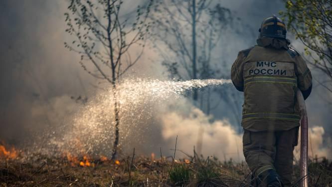 Duizenden brandweerlui bestrijden zestigtal bosbranden in Rusland