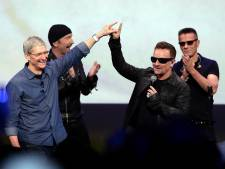 Apple permet enfin d'effacer l'album de U2 offert
