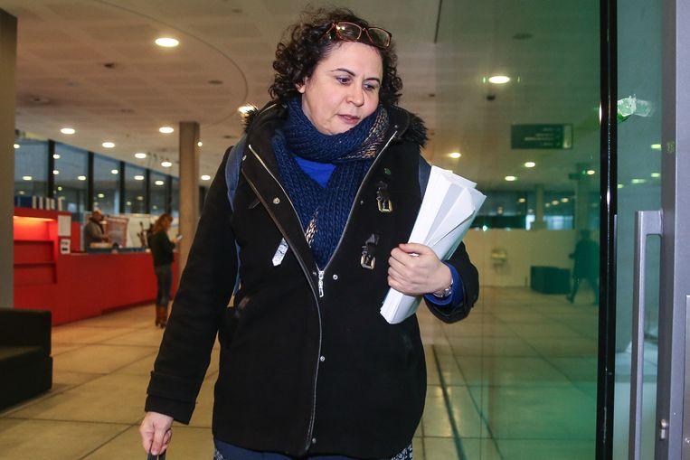 Ariane Bazan. Beeld