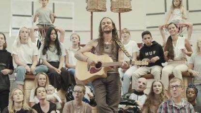 Jef Van Echelpoel lanceert song voor OverKop