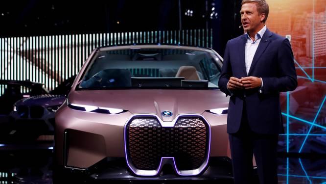 """""""BMW wil alleen nog maar auto's met herbruikbare onderdelen"""""""