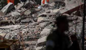 Hoe een niet-bestaand aardbevingsslachtoffer politieke macht heeft in Mexico