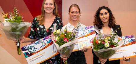 ZGT-prijzen uitgedeeld op Wetenschapsdag in Almelo
