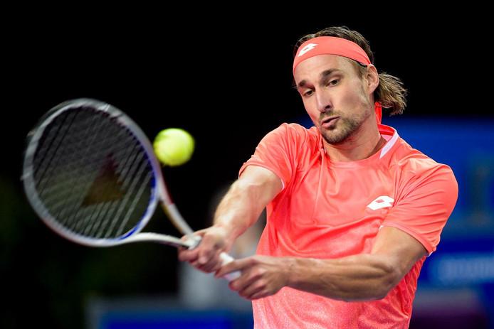 Pas de tableau final pour Ruben Bemelmans à Roland-Garros.