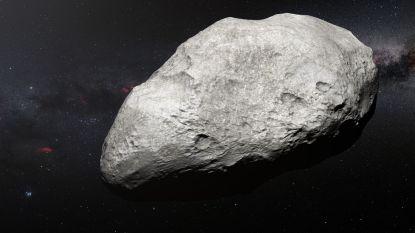 Rotsblok dat miljarden kilometers ver is weggeslingerd ontdekt in uiterste rand zonnestelsel