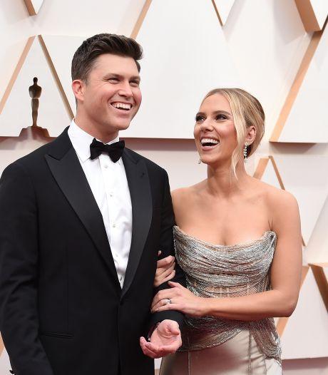Scarlett Johansson a épousé Colin Jost