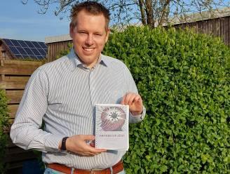 """Mollenaar Dirk Smets publiceert eerste dichtbundel: """"Schrijven is mijn therapie"""""""