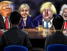 'Met hen erbij wordt G7 handje drukken'