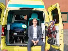 Kees Veldboer jr. (34) nieuwe directeur Stichting Ambulance Wens: 'Ik ga mijn vader trots maken'