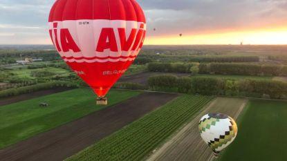 Verken de Rupelstreek nu ook vanuit een luchtballon