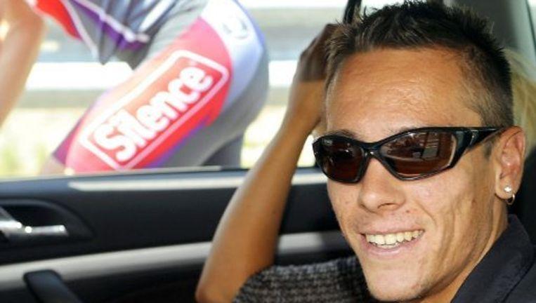 Philippe Gilbert is de te kloppen man in de Ronde van Wallonië. Beeld UNKNOWN