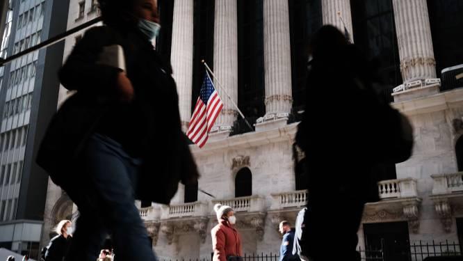 Dow Jones blijft bij slotbel boven de recordkaap van 30.000 punten