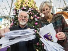 Wensboom Oosterhout brengt 100 wensen in vervulling